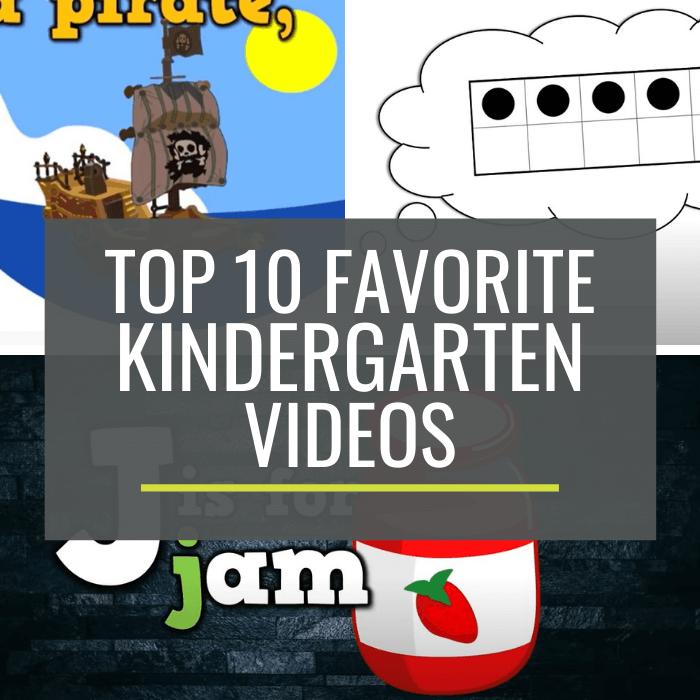 Favorite Harry Kindergarten Videos for Kindergarten